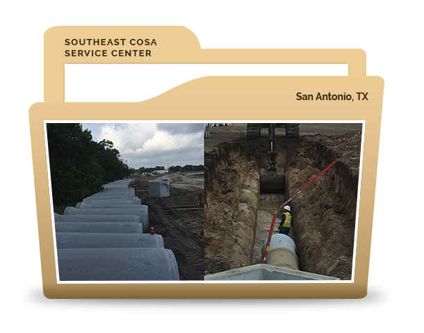Southeast COSA Service Center