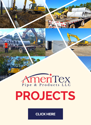 Why Concrete Pipe? - AmeriTex Pipe & Products