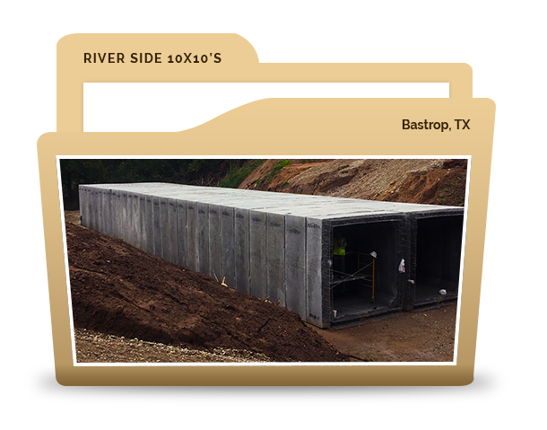 River Side 10x10's